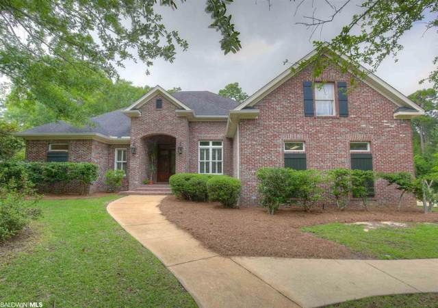 205 Cuscowilla Lane, Fairhope, AL 36532 (MLS #313620) :: Ashurst & Niemeyer Real Estate