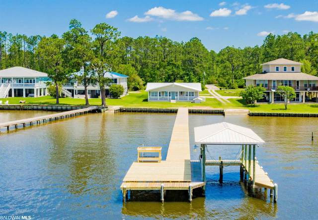 7961 Bay Shore Drive, Elberta, AL 36530 (MLS #313629) :: Ashurst & Niemeyer Real Estate