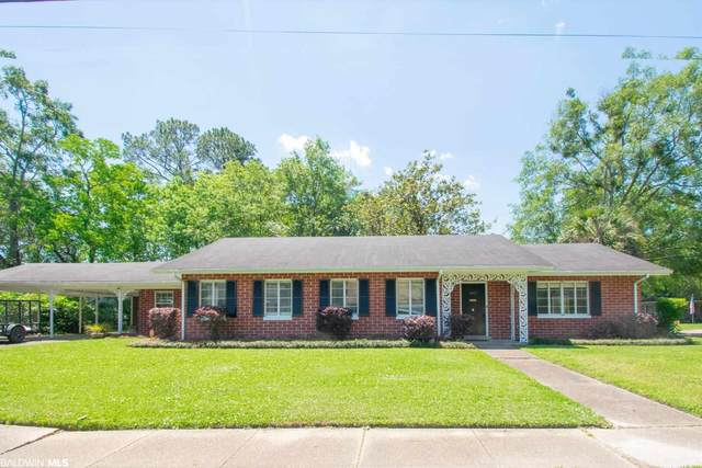 2807 Exter Drive, Mobile, AL 36606 (MLS #313640) :: Crye-Leike Gulf Coast Real Estate & Vacation Rentals