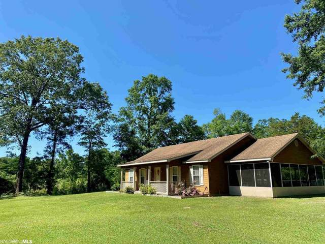 131 Goulsby Farm Road, Brewton, AL 36426 (MLS #313645) :: Crye-Leike Gulf Coast Real Estate & Vacation Rentals