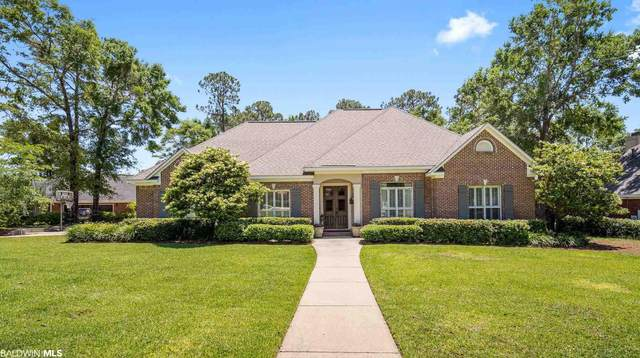 206 North Circle, Fairhope, AL 36532 (MLS #313659) :: Elite Real Estate Solutions