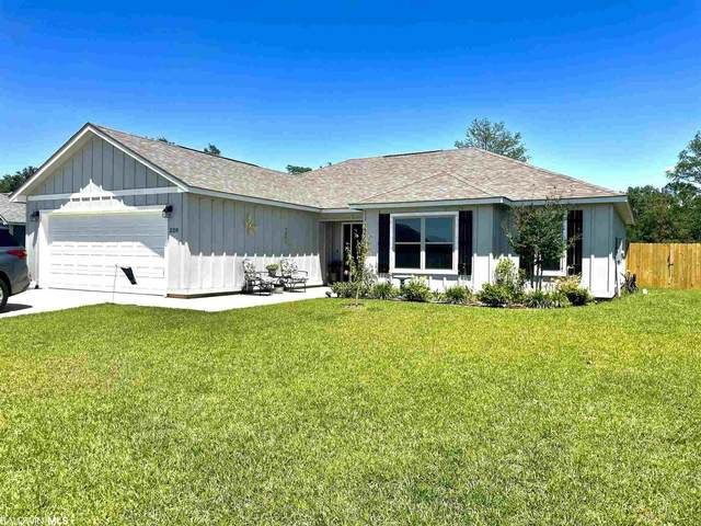 220 Lakefront Circle, Summerdale, AL 36580 (MLS #313660) :: Sold Sisters - Alabama Gulf Coast Properties