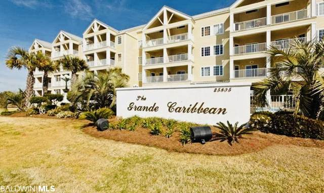 25805 Perdido Beach Blvd #103, Orange Beach, AL 36561 (MLS #313662) :: Sold Sisters - Alabama Gulf Coast Properties