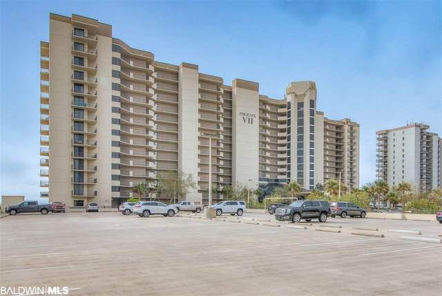 26802 Perdido Beach Blvd #1401, Orange Beach, AL 36561 (MLS #313668) :: The Kathy Justice Team - Better Homes and Gardens Real Estate Main Street Properties