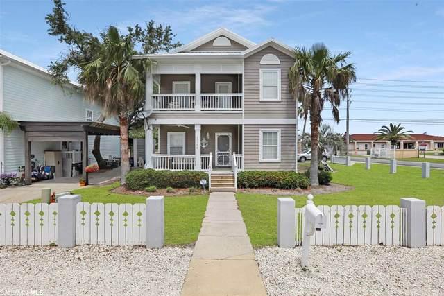 27199 Blue Marlin Drive, Orange Beach, AL 36561 (MLS #313675) :: Coldwell Banker Coastal Realty