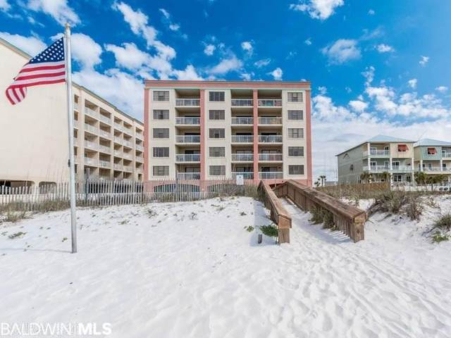 23094 Perdido Beach Blvd #511, Orange Beach, AL 36561 (MLS #313676) :: Coldwell Banker Coastal Realty