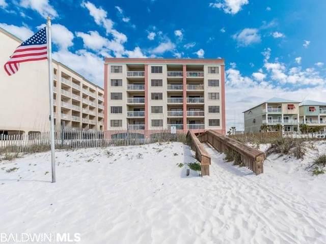 23094 Perdido Beach Blvd #511, Orange Beach, AL 36561 (MLS #313676) :: EXIT Realty Gulf Shores