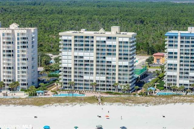 24900 Perdido Beach Blvd #606, Orange Beach, AL 36561 (MLS #313685) :: The Kathy Justice Team - Better Homes and Gardens Real Estate Main Street Properties