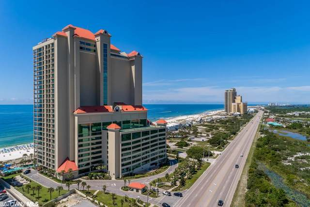 23972 Perdido Beach Blvd #1704, Orange Beach, AL 36561 (MLS #313704) :: Ashurst & Niemeyer Real Estate