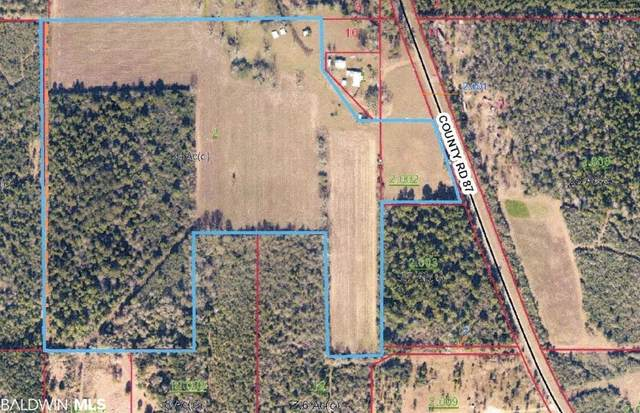00000 County Road 87, Robertsdale, AL 36567 (MLS #313715) :: Ashurst & Niemeyer Real Estate