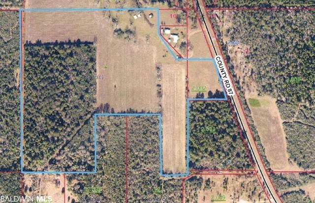 00000 County Road 87, Robertsdale, AL 36567 (MLS #313715) :: Gulf Coast Experts Real Estate Team