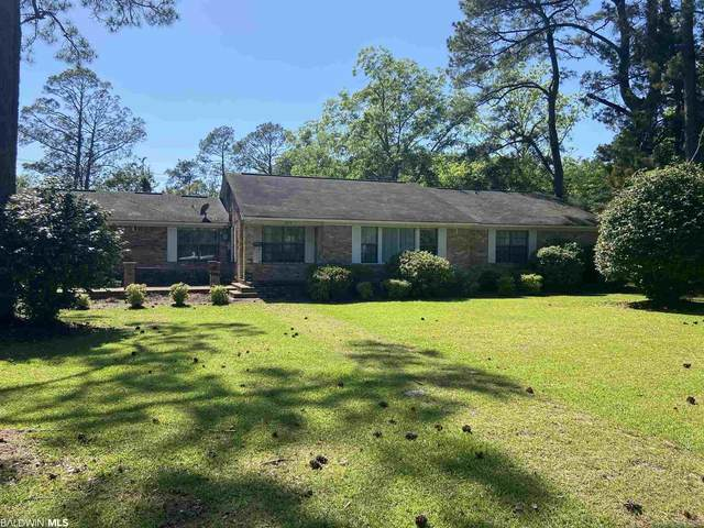 514 Simmons Street, East Brewton, AL 36426 (MLS #313718) :: Ashurst & Niemeyer Real Estate