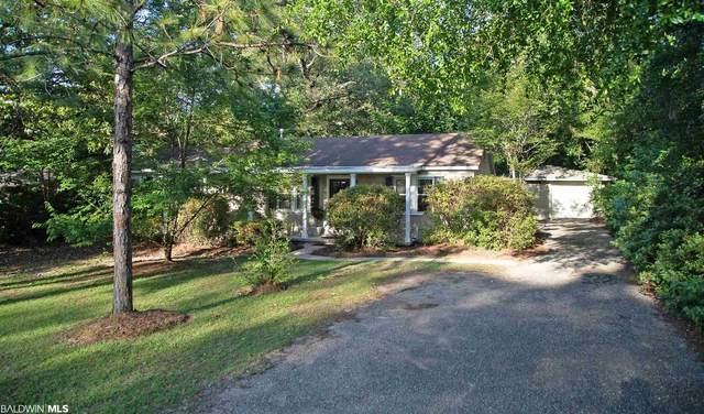 265 Dogwood Dr, Mobile, AL 36609 (MLS #313719) :: Ashurst & Niemeyer Real Estate