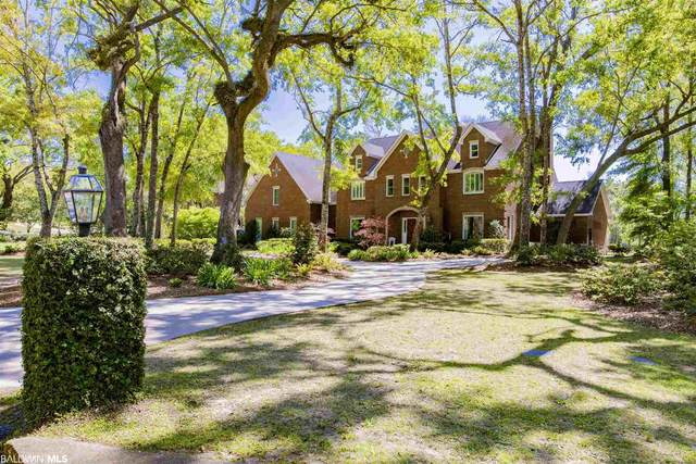 6850 Beaver Creek Drive, Fairhope, AL 36532 (MLS #313721) :: Gulf Coast Experts Real Estate Team