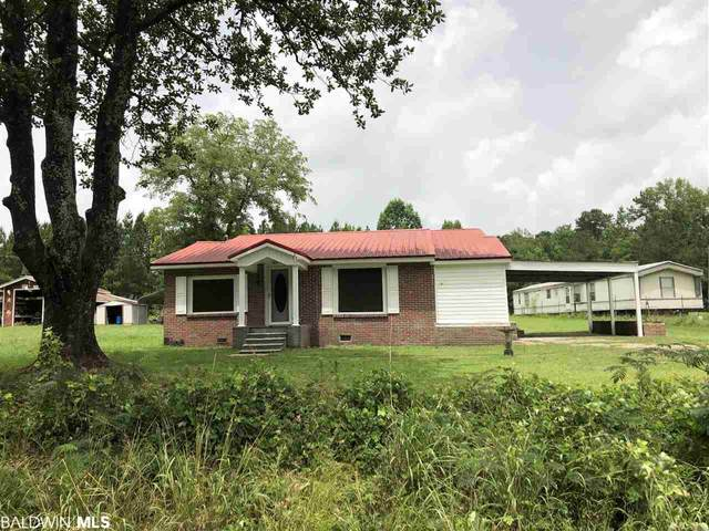 8945 Highway 29, Brewton, AL 36426 (MLS #313766) :: Levin Rinke Realty