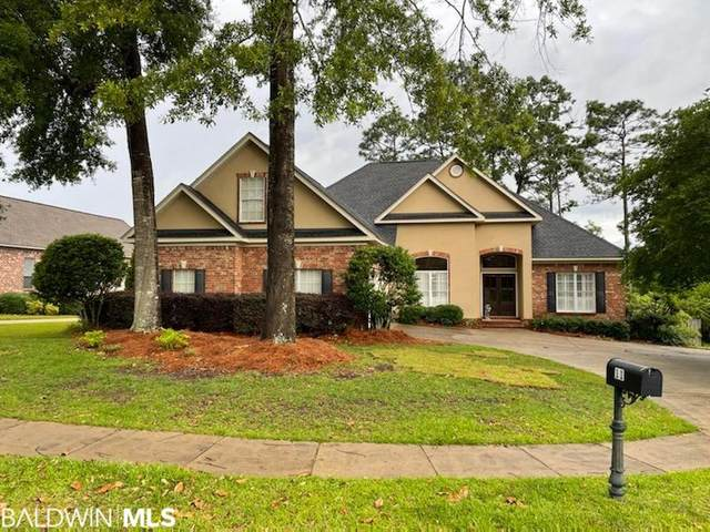 11 Patrice Trace, Spanish Fort, AL 36527 (MLS #313799) :: Ashurst & Niemeyer Real Estate