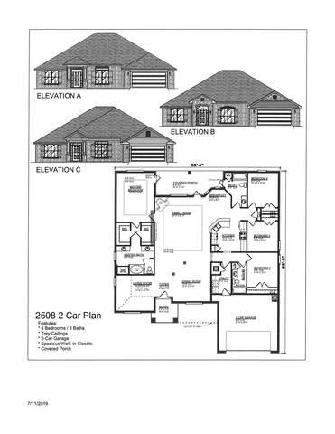 2497 Cherrywood Drive, Foley, AL 36535 (MLS #313813) :: Sold Sisters - Alabama Gulf Coast Properties