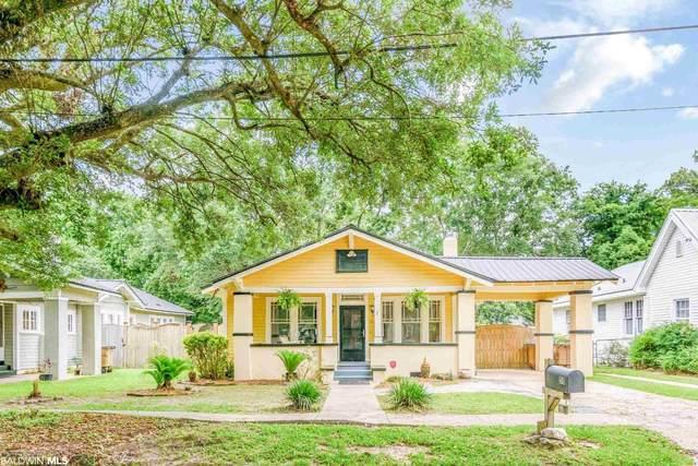 58 Glenwood St, Mobile, AL 36606 (MLS #313831) :: Sold Sisters - Alabama Gulf Coast Properties