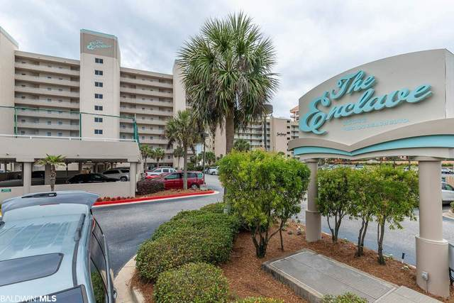 25342 Perdido Beach Blvd #607, Orange Beach, AL 36561 (MLS #313860) :: Bellator Real Estate and Development