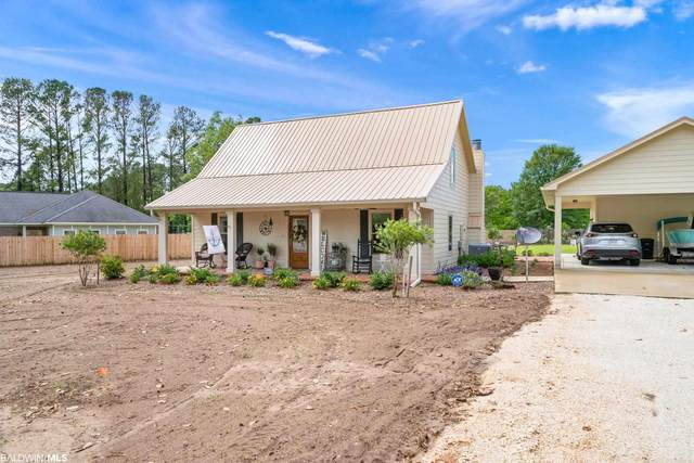 9655 Derby Ln, Fairhope, AL 36532 (MLS #313869) :: Bellator Real Estate and Development