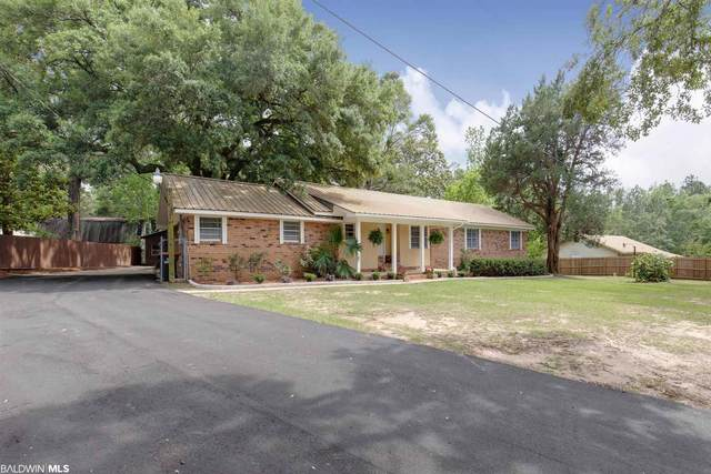 5015 Dawes Rd, Theodore, AL 36582 (MLS #313910) :: The Kim and Brian Team at RE/MAX Paradise
