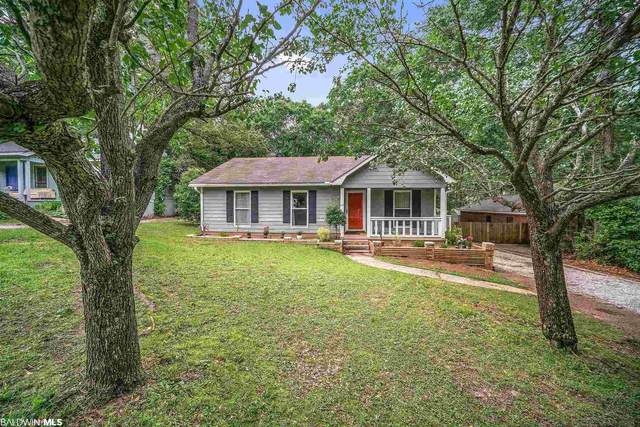 5220 N Colonial Circle, Mobile, AL 36618 (MLS #313913) :: The Kim and Brian Team at RE/MAX Paradise