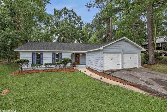 105 Lake Front Drive, Daphne, AL 36526 (MLS #313928) :: Sold Sisters - Alabama Gulf Coast Properties