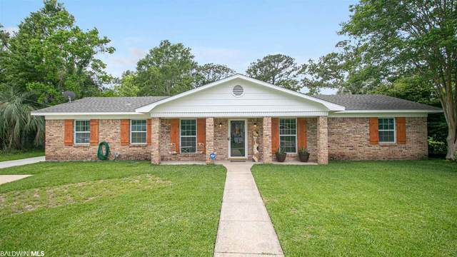 4024 Shana Drive, Mobile, AL 36605 (MLS #313934) :: Mobile Bay Realty