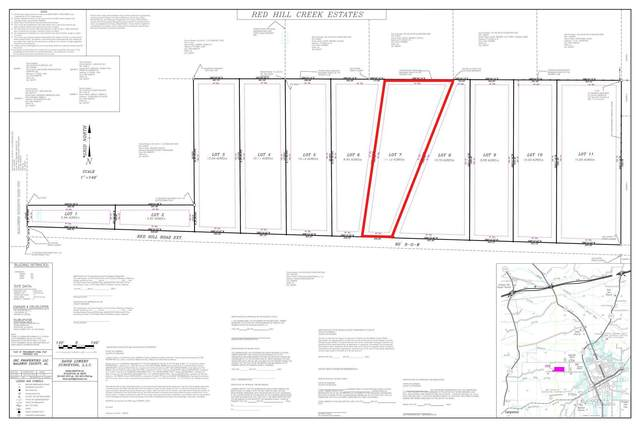LOT 7 Red Hill Rd Ext, Bay Minette, AL 36507 (MLS #313937) :: The Kim and Brian Team at RE/MAX Paradise