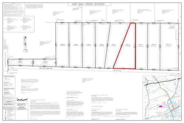 LOT 8 Red Hill Rd Ext, Bay Minette, AL 36507 (MLS #313938) :: Levin Rinke Realty