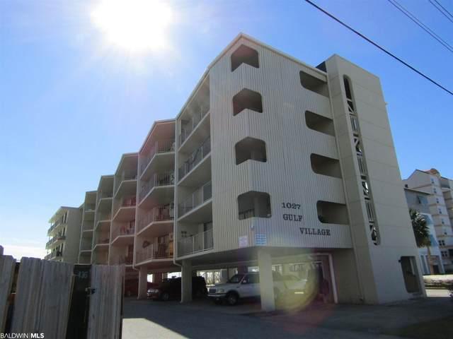 1027 W Beach Blvd #312, Gulf Shores, AL 36542 (MLS #313943) :: Mobile Bay Realty