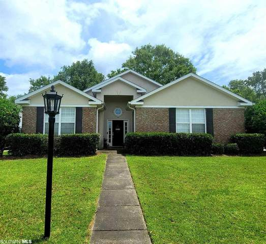 1639 W Ashmoor Drive, Mobile, AL 36695 (MLS #313946) :: The Kim and Brian Team at RE/MAX Paradise