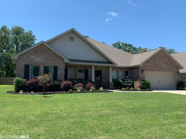 1372 Sierra Estates Dr, Mobile, AL 36608 (MLS #313959) :: Mobile Bay Realty