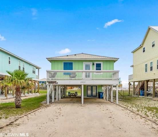 1321 W Lagoon Avenue, Gulf Shores, AL 36542 (MLS #313963) :: Sold Sisters - Alabama Gulf Coast Properties