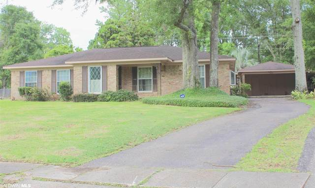1548 S Deerwood Drive, Mobile, AL 36618 (MLS #313974) :: Mobile Bay Realty
