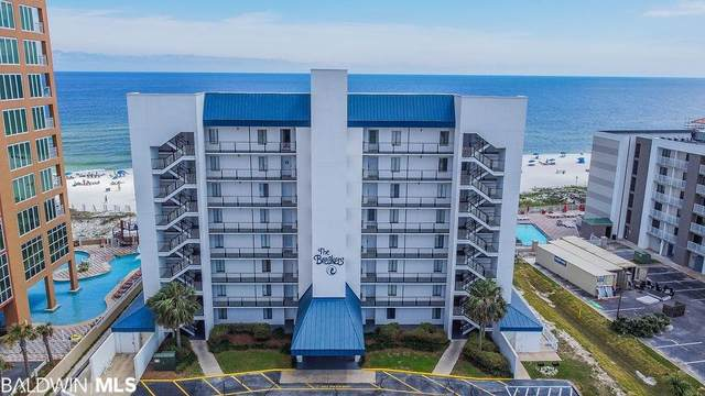 25466 Perdido Beach Blvd #64, Orange Beach, AL 36561 (MLS #313984) :: Mobile Bay Realty