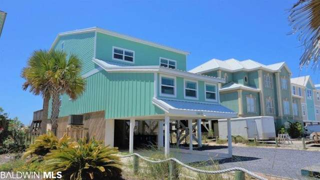 1261 W Beach Blvd, Gulf Shores, AL 36542 (MLS #314020) :: Sold Sisters - Alabama Gulf Coast Properties