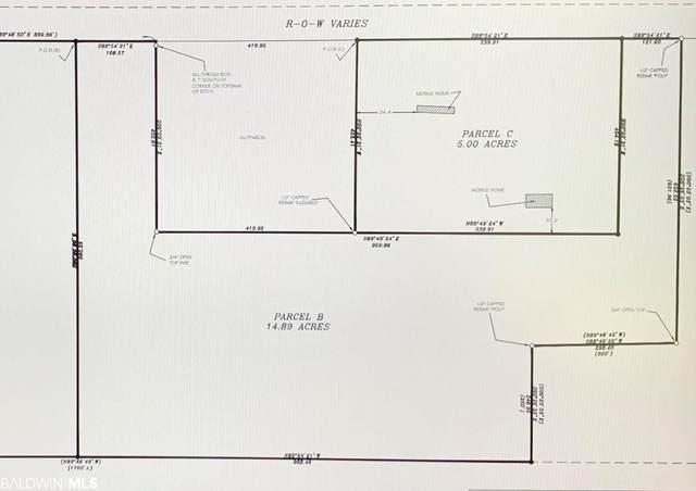 15824 Pine Grove Rd Ext N, Bay Minette, AL 36507 (MLS #314049) :: Levin Rinke Realty