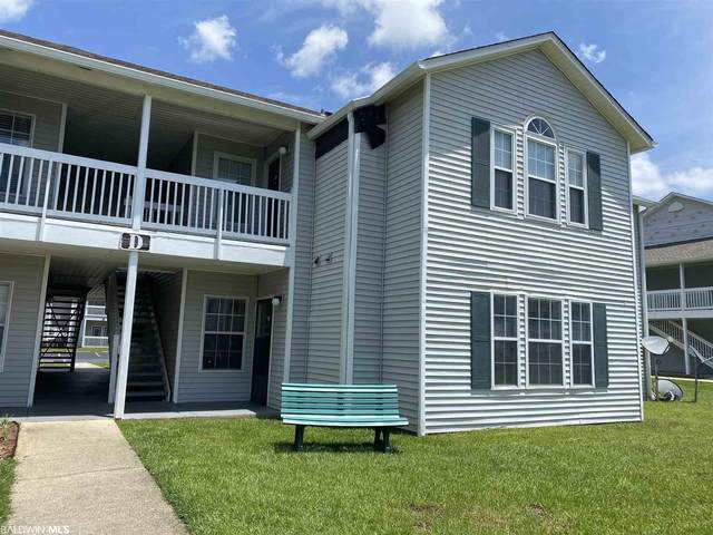 6194 Highway 59 D 6, Gulf Shores, AL 36542 (MLS #314067) :: Coldwell Banker Coastal Realty