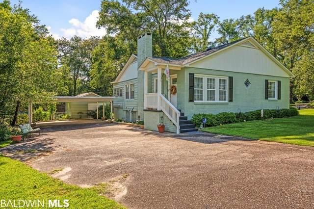 412 E Byron Avenue, Mobile, AL 36609 (MLS #314082) :: Coldwell Banker Coastal Realty