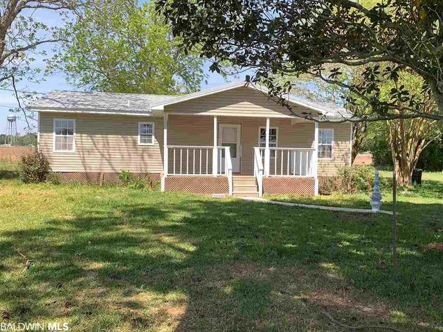 201 E Sanborn Av, Summerdale, AL 36580 (MLS #314087) :: Ashurst & Niemeyer Real Estate