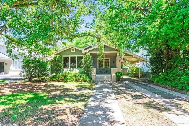 2204 Dauphin Street, Mobile, AL 36606 (MLS #314089) :: Coldwell Banker Coastal Realty