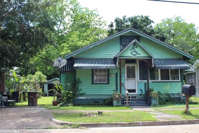 616 Morgan Av, Mobile, AL 36606 (MLS #314092) :: Coldwell Banker Coastal Realty