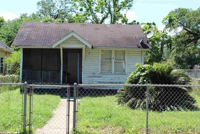 952 Marine Street, Mobile, AL 36605 (MLS #314093) :: Coldwell Banker Coastal Realty
