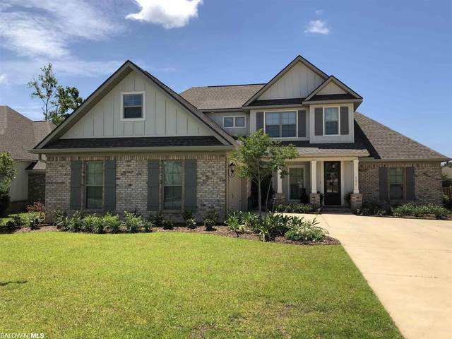 221 Garrison Boulevard, Fairhope, AL 36532 (MLS #314123) :: Mobile Bay Realty