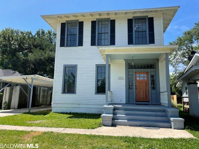 1811 Lasalle St, Mobile, AL 36606 (MLS #314134) :: Alabama Coastal Living