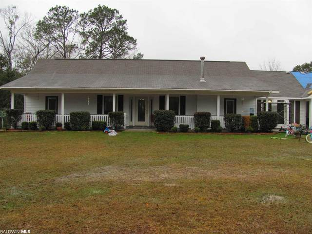 14921 Bellingrath Road, Coden, AL 36523 (MLS #314168) :: Alabama Coastal Living