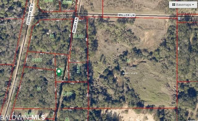 17457 Rigby Rd, Summerdale, AL 36580 (MLS #314170) :: Alabama Coastal Living