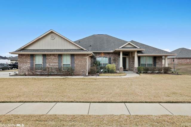 14707 Silvermere Drive, Foley, AL 36535 (MLS #314181) :: Alabama Coastal Living