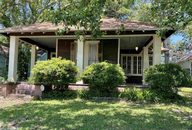 1322 Chamberlain Avenue, Mobile, AL 36604 (MLS #314184) :: Alabama Coastal Living